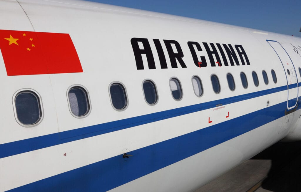 Air China - How to Move to China - Expat Guide