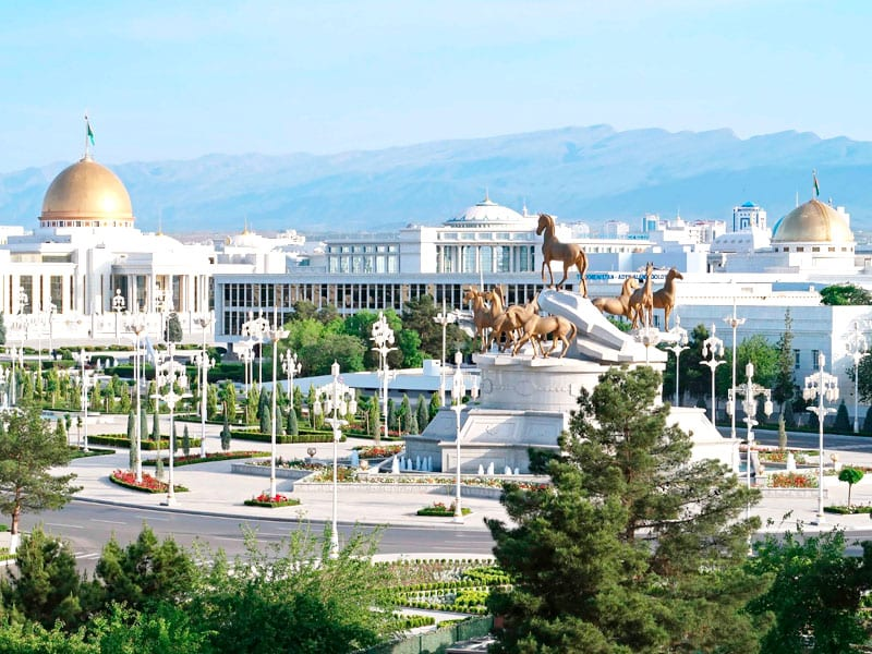 Ashgabat, Turkmenistan - The Most Expensive Cities in the World for Expats