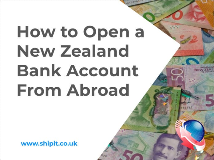 How to Open a Bank Account in New Zealand - Banking in New Zealand Cover Image