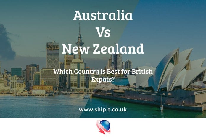 How Does Australia Compare To New Zealand 1st Move Blog