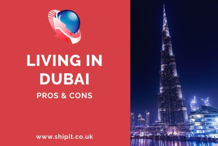 Living in Dubai - Burj Khalifa