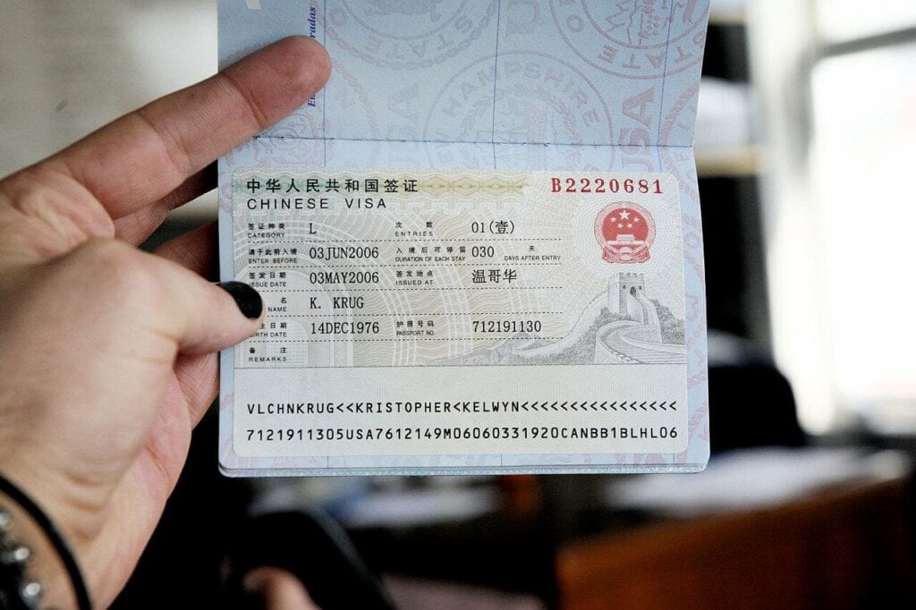 Chinese Visa - How to get a Chinese Visa - Expat Guide