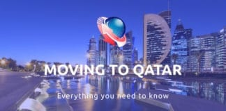 Qatar Skyline - Moving to Qatar - Everything you need to know!