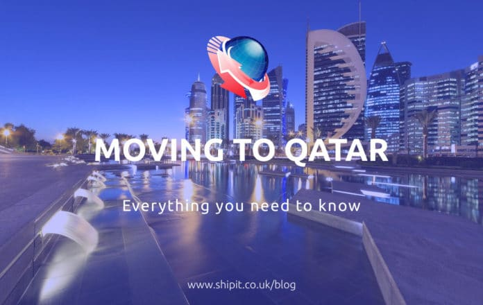 Qatar Skyline - Moving to Qatar - Everything you need to know!