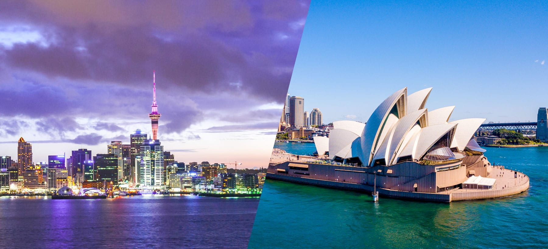 How Does Australia Compare to New Zealand?   1st Move