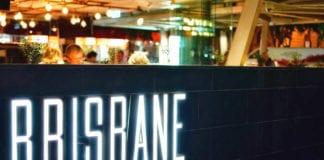 Brisbane Bar Sign