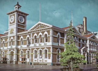 Chief Post Office, Christchurch