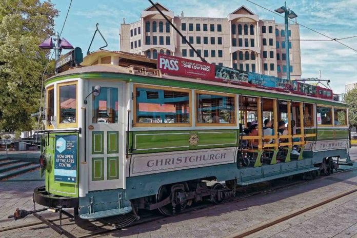 Christchurch trams