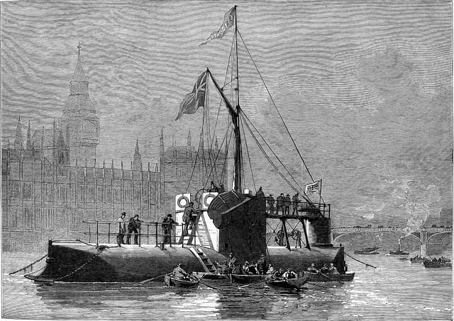 Cleopatras Needle ship illustration 3.