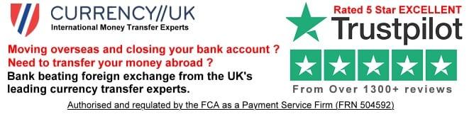 Move Money Abroad - International Transfers