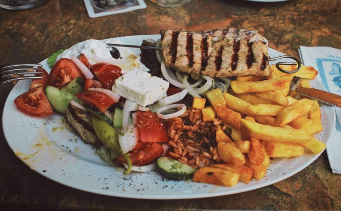 Cypriot / Greek food