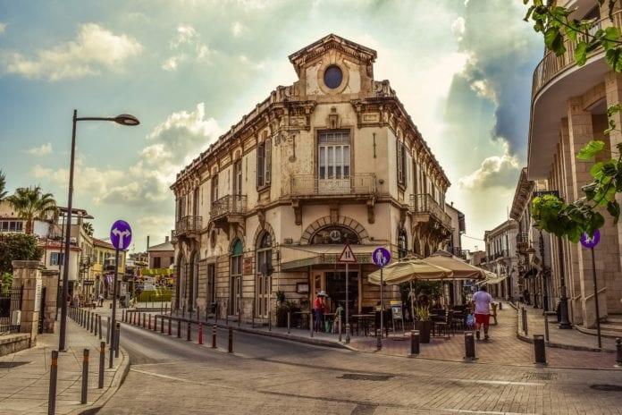 Old Town - Limassol, Cyprus