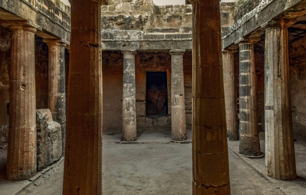 Tomb of The Kings, Paphos - Moving to Cyprus - Expat advice