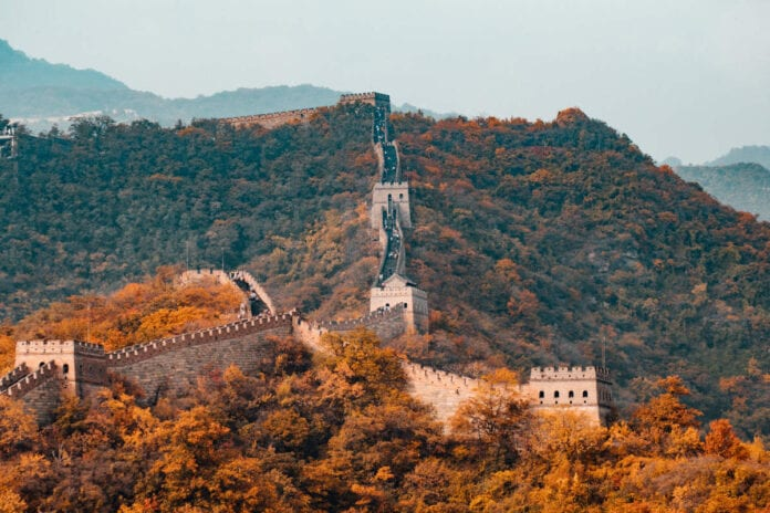 Image of the Great Wall of China - Moving to China expat guide
