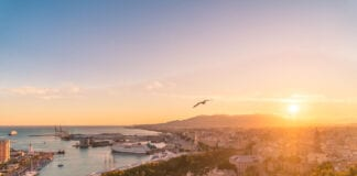 Malaga - International removals to Spain - Spain Moving Guide - 1st Move International