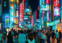 Shibuya, Japan - 6 reasons to consider international removals to Japan