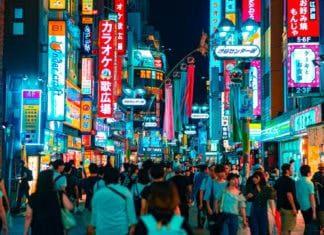 Shibuya, Japan - 6 reasons to consider international removals to Japan