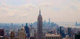 Moving to the USA - New York Skyline