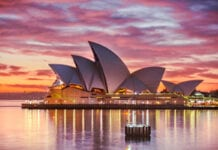 Shipping to Australia - Restricted Items - Sydney Opera House