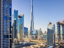 Burj Khalifa, Dubai, United Arab Emirates - Cost of Living in Dubai - Dubai Apartments / Accomodation