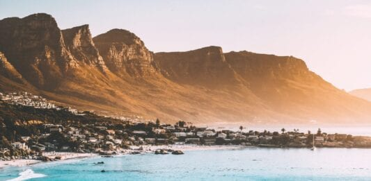 cape town - south africa covid news