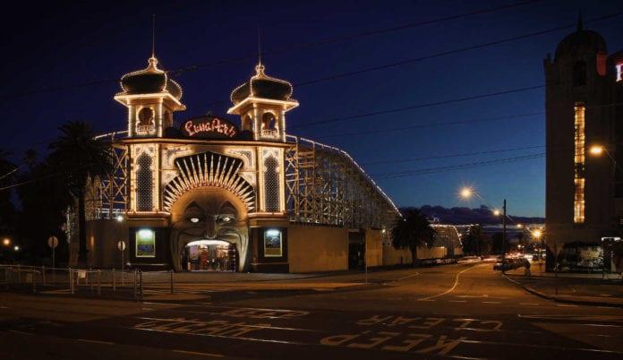 Luna Park, St Kilda Melbourne