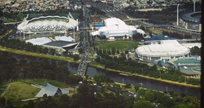 Olympic Park Melbourne