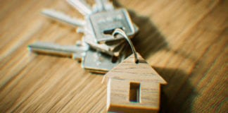 Set of property keys