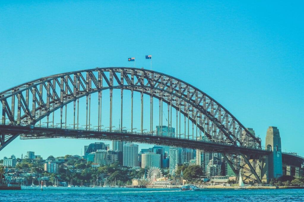 Sydney Harbour Bridge - Covid-safe things to do in Sydney
