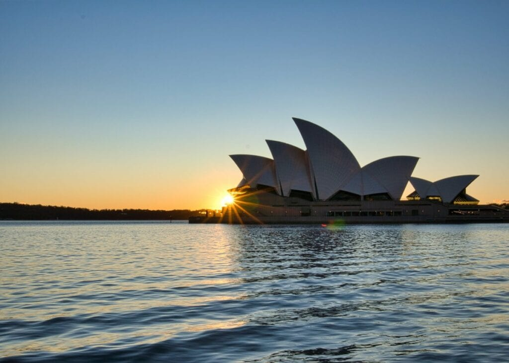 Sydney Opera House - Covid-safe things to do in Sydney