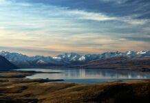 New Zealand Landscape - shipping to New Zealand