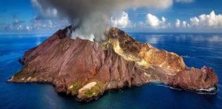 Volcano, White Island
