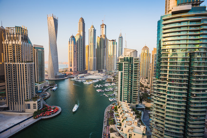 International Removals To Dubai