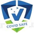 Covid Safe Packing Badge